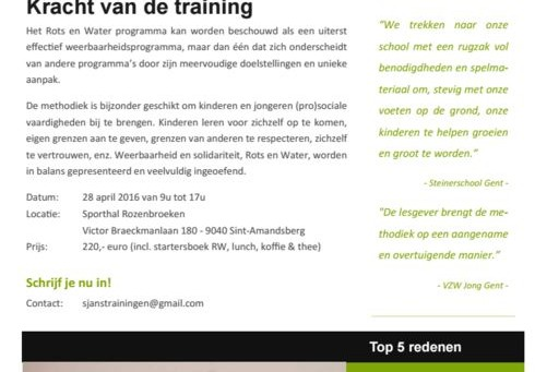 EDIT flyer